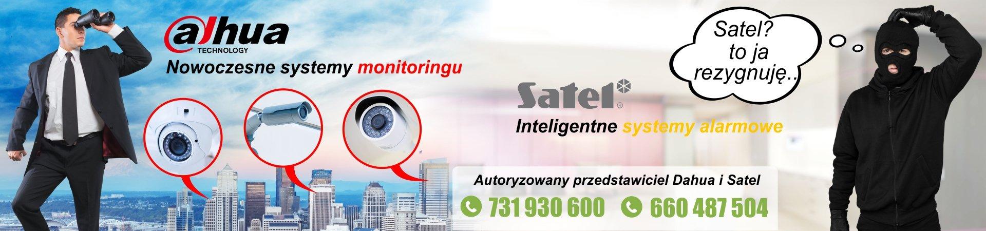 Instalacje alarmowe, Instalacje monitoringu, monitoring bielsko biała, alarm bielsko biała