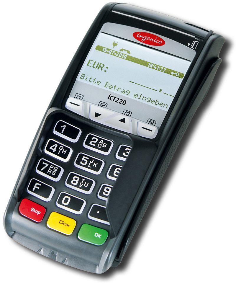 terminal płatniczy ict220